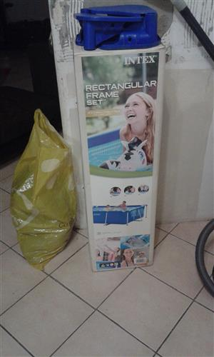 Pool cover in pools and accessories in south africa junk - Intex swimming pool accessories south africa ...