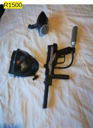 Gass Paint Ball gun for sale R1500