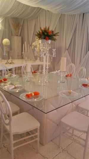 Star Hire - Designer Tables For Hire