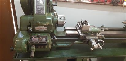 Lathe N Colt Myford super 7 clone 700mm BTC Complete all thread cutting