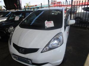 2012 Honda Jazz 1.4