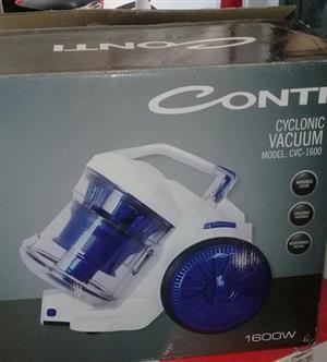 Conti vaccum 1600 watts ( 2 left)