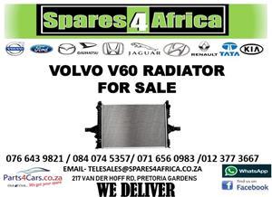 VOLVO V60 RADIATOR