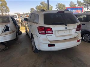 Dodge Journey Now Stripping for Spares