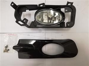 Honda Brio 13- Fog Light with Cover