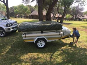 Jurgens Trailer and Camping Tent