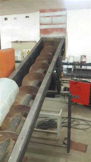 Screw / Spiral Conveyor