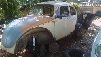 1976 VW Beetle BEETLE 2.0 Highline A/T