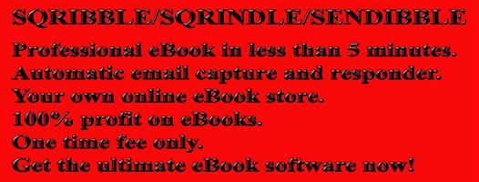 GROUNDBREAKING NEW SOFTWARE FOR EBOOK CREATION, SELLING AND MARKETING