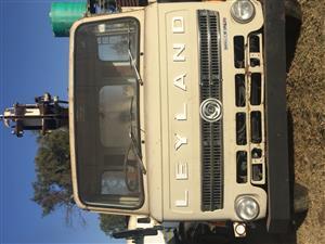 Leyland Crane Truck