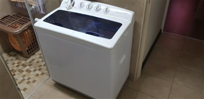 DEFY Twinmaid 10kg - Twin Tub washing machine - BRENTWOOD PARK,BENONI