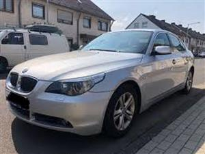 2007 BMW 5 Series 525i Exclusive