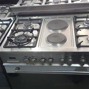 DEMO Elba gas stove. 6plate with oven