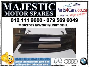 Mercedes benz W202 grill for sale