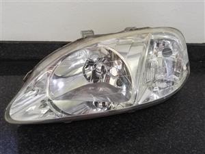 Honda Ballade 99-00 180i Luxline SO4 Original Stanley Headlights in excellent condition.