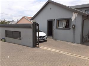 2bedroom to rent is available from 1july at the price of R4800
