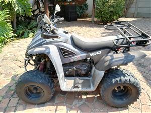 2000 Masai LT 450