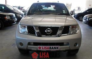 2008 Nissan Pathfinder 4.0 V6 LE automatic
