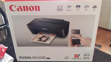 Canon PIXMA MG3040 for sale