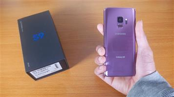 Samsung galaxy s9 immaculate condition