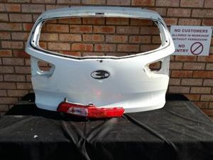 Kia Sportage Tailgate
