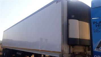 Triaxle Fridge trailer,Carrier Unit