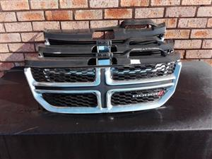 Dodge Journey Main Grill