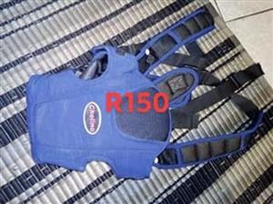 Blue strap carrier for sale