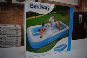 Bestway kiddies inflatable pool for sale