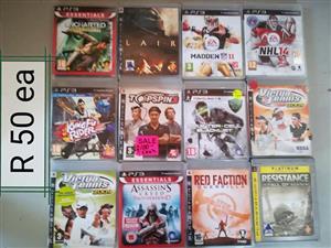 Older ps3 games for sale