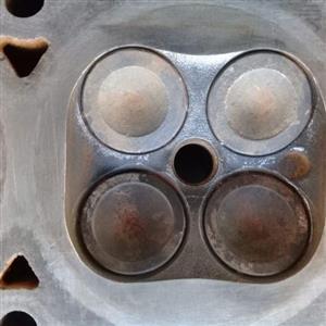 fiat palio/Siena  head  cylinder 1.6 valve