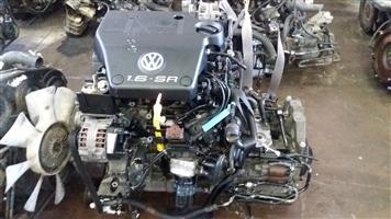 VW Golf 4 1.6 Engine  # APK / AEH / AKL