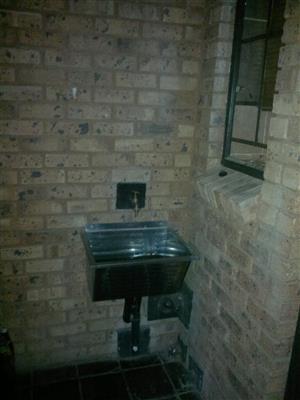 Ref :GC42 ~ Ground Floor 2 Bedroom Open plan kitchen/lounge, Bathroom. Carport