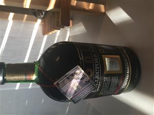 1948 collectors vintage Monis Port - value of over R11,000 per bottle