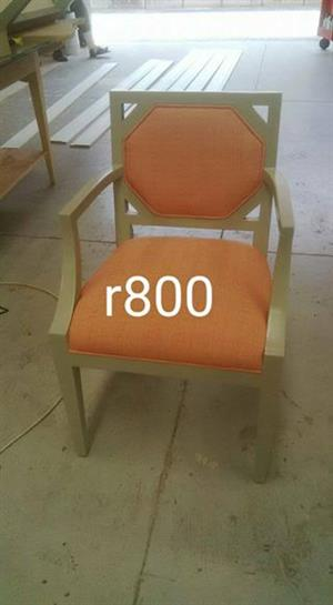 Orange top chair for sale