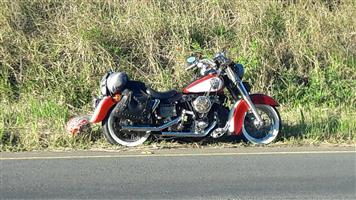 1978 Shovelhead big twin FXE R80,000