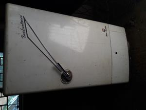 Old Fuchsware Fridge