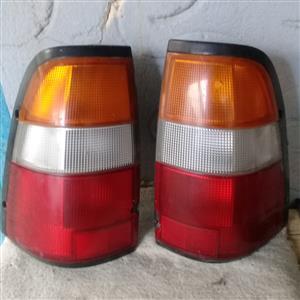 isuzu tail lights