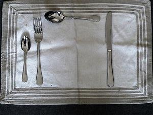 Woolworths Atlantic cutlery set 24 piece