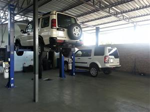 Land Rover Services and Repairs | Auto EZI