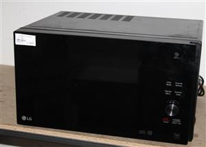 LG microwave S037603A #Rosettenvillepawnshop