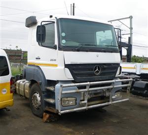 2008 Merc Benz Axor 23-35 T/T
