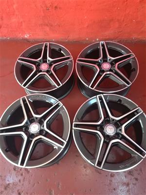 mercedes benz C200 mags for sale