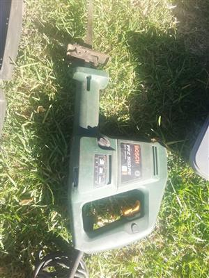 Bosch electric saw for sale
