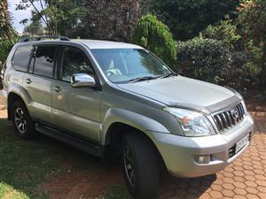 2003 Toyota Land Cruiser Prado PRADO VX 4.0 V6 A/T
