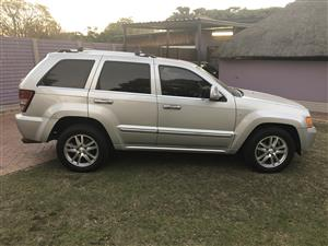2010 Jeep Grand Cherokee 5.7L Overland Off Road Adventure II