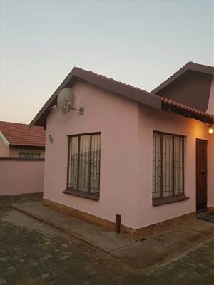 House at Tlhabane west