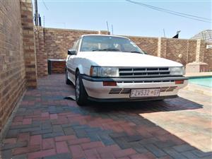 1985 Toyota Corolla 160i GLS