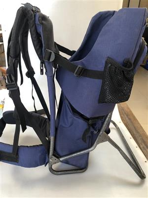 Outdoor Baby Backpack child carrier - explore the great outdoors with junior right next to you! for sale  Cape Town - Northern Suburbs