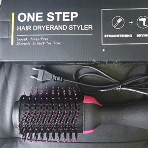 One Step Hairdryer